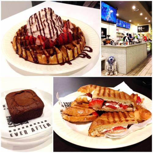 16Happily Ever After Dessert Cafe