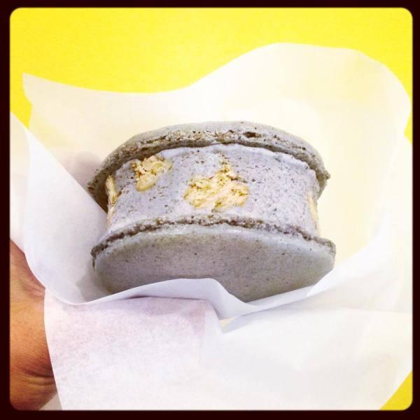 Audabomb - Black Sesame + Nutter Butter
