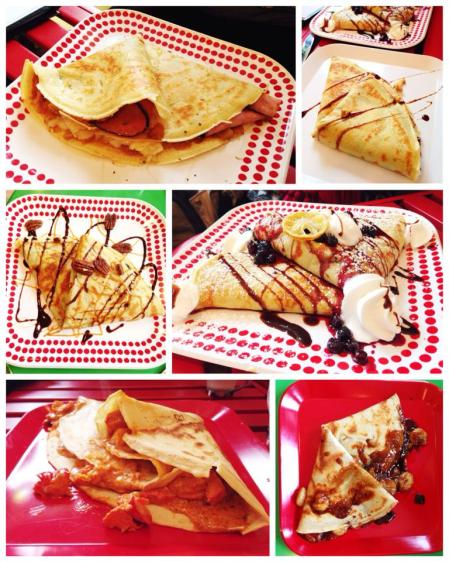 21 Global Crepes and Local Shakes