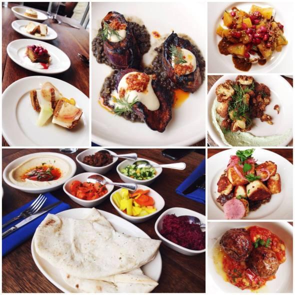 3Lunch:Dinner Zahav
